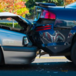Two Cars in A Crash Car Insurance