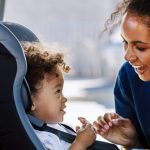 Child Safety in a Car - South African Law